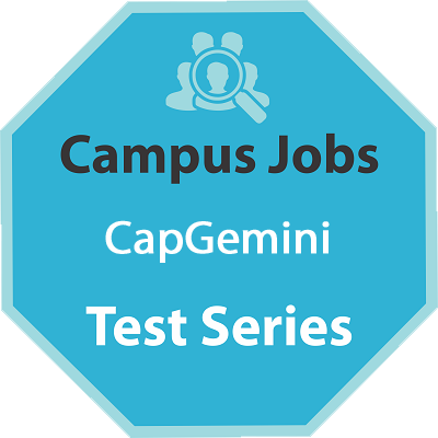 Campus Jobs CapGemini